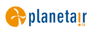 logo of Planetair